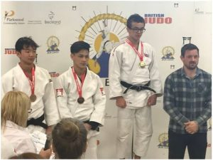 Coventry Judo Results 2018