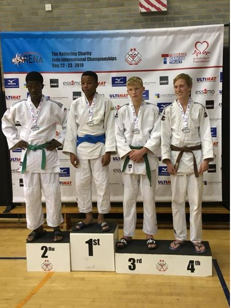 Coventry Judo results 220918