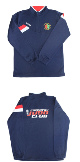 Coventry Judo Sweatshirt