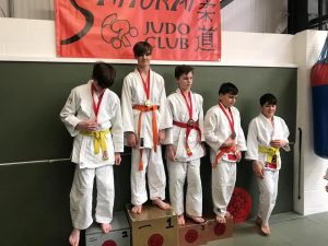 Coventry Judo Gold 160419