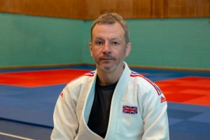 Coventry Judo Head Coach