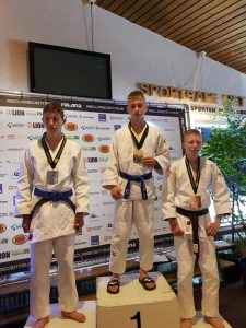 Coventry Judo Results June 2019