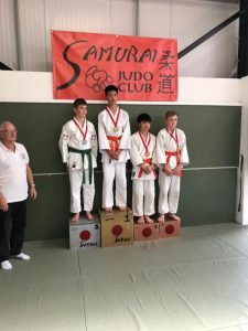 Coventry Judo Results 2019