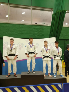 Coventry Judo Gold