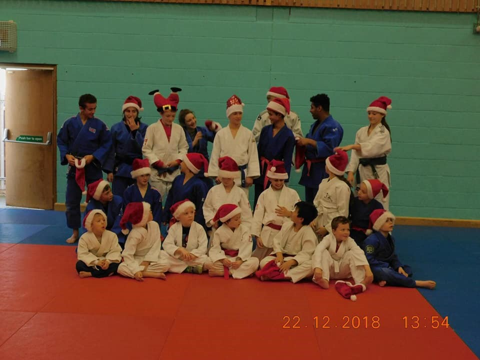 Coventry Judo Club – Christmas party (1)