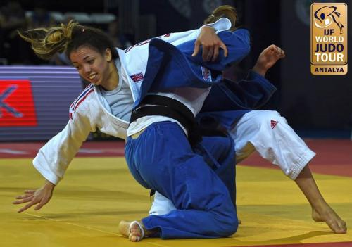 Chelsie Giles - Antalya