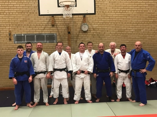 Quality turnout for the Regional Randori